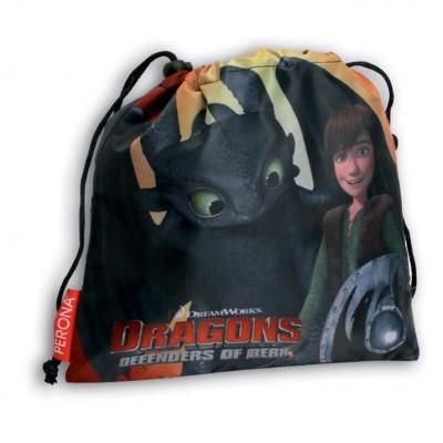 Saco Desporto Dragons Defenders