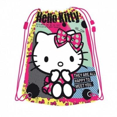 Saco Desporto Grande Hello Kitty Teen