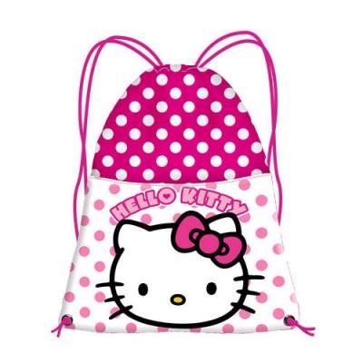 Saco Desporto Hello Kitty Dots