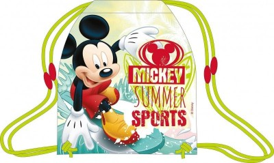 Saco desporto lanche Mickey Summer