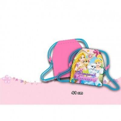 Saco Desporto Lanche Princesas Disney Pets