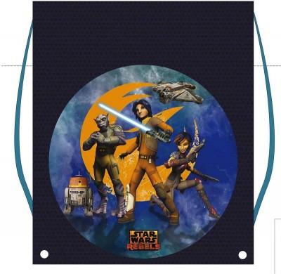 Saco desporto lanche Star Wars Rebels blue