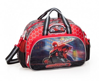 Saco Desporto Spiderman moto premium