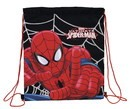 Saco ginástica Spiderman Black
