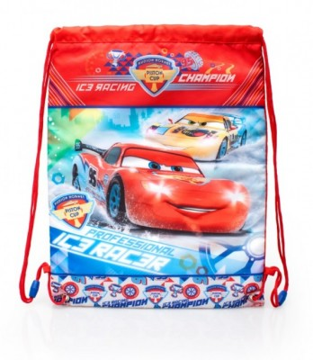 Saco Lanche Desporto Cars Fast Driver
