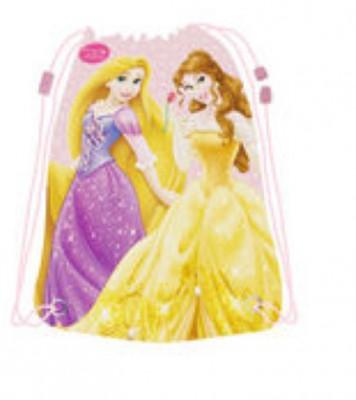 Saco lanche desporto Disney Princesas Rapunzel e Bela