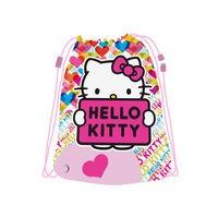 Saco Lanche Desporto Hello Kitty Love