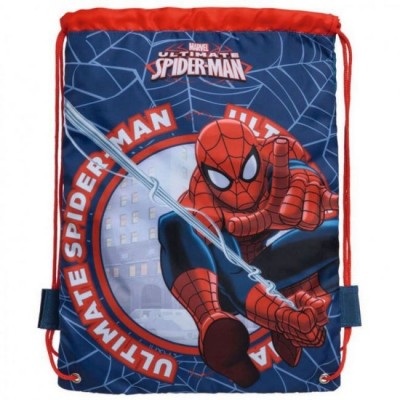 Saco lanche desporto Marvel Ultimate Spiderman