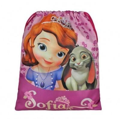 Saco Lanche Desporto Princesa Sofia Disney