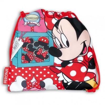 Saco lanche e desporto Disney Minnie Cake