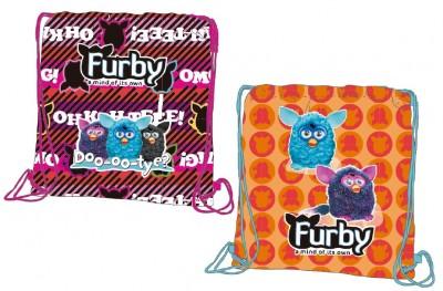 Saco lanche Furbys