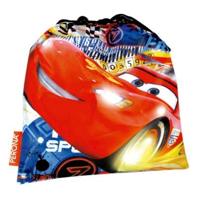 Saco lanche ginásio Cars McQueen Flash