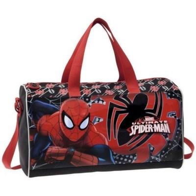 Saco mala desporto homem aranha ultimate black