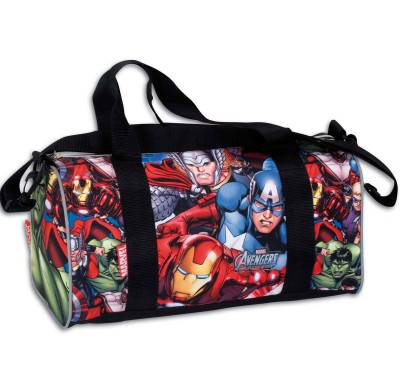 Saco mala desporto Vingadores Avengers Marvel Twister