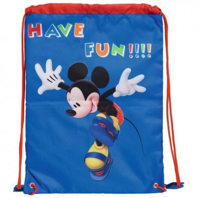 Saco Mickey Disney Have Fun grande