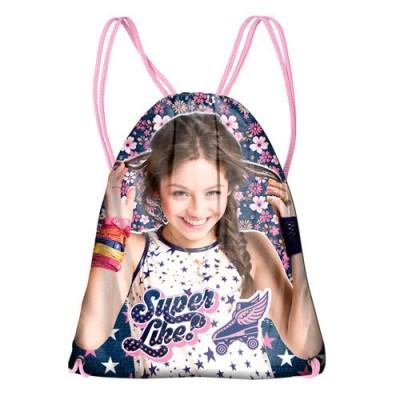 Saco mochila 44cm Disney Soy Luna - Super Like