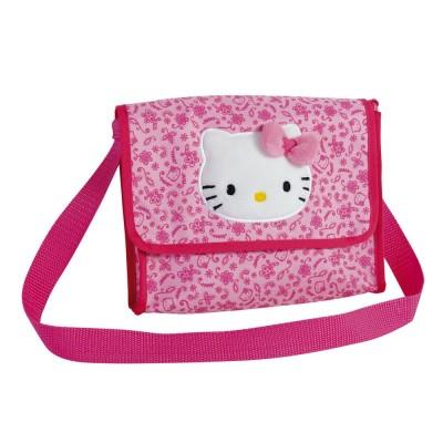 Saco Tiracolo Pequeno Hello Kitty Fashion