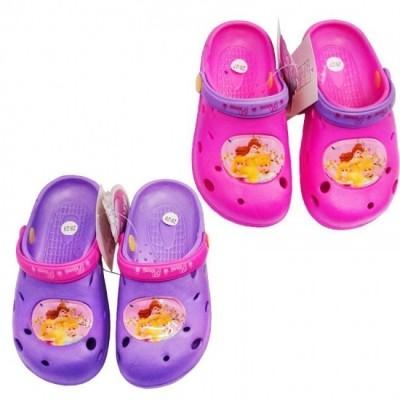 Sandalia Croc Princesas Disney