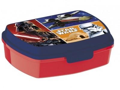 Sanduicheira de caixa rígida Star Wars