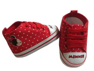 Sapatinhos Desportivos Minnie Disney