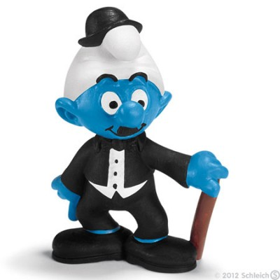 Smurf Actor - Colecção Cinema