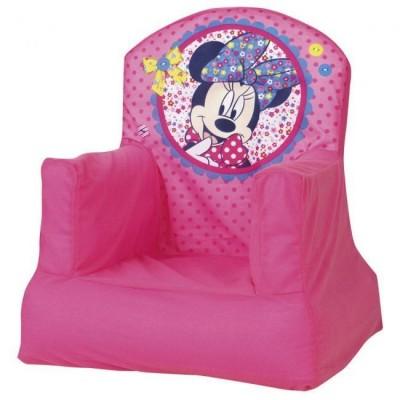 Sofá insuflável c/ capa Disney Minnie Mouse
