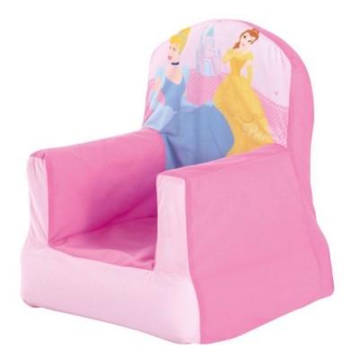 Sofá insuflável c/ capa Disney Princesas