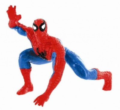 Spiderman Figura Super Heróis