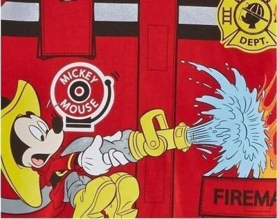 Sweat Camisola disney luxo Mickey bombeiro