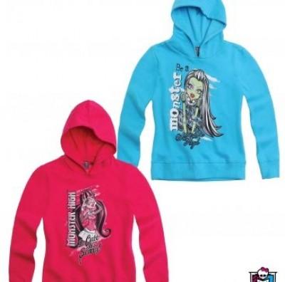 Sweat Monster High c/ Capuz