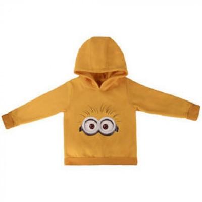 Sweat shirt Yellow Minions 4 Und.