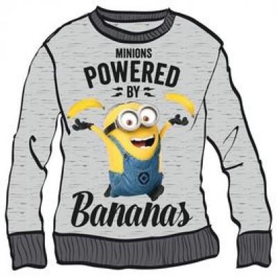 Sweat Tshirt Bananas Minions 4 Und