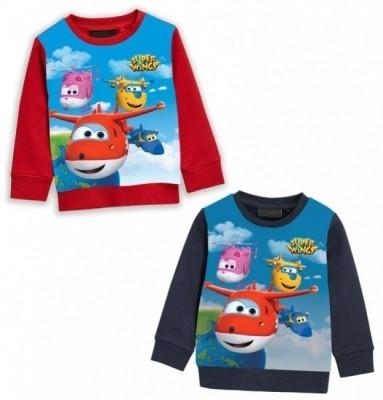 Sweatshirt algodão Super Wings - sortidos