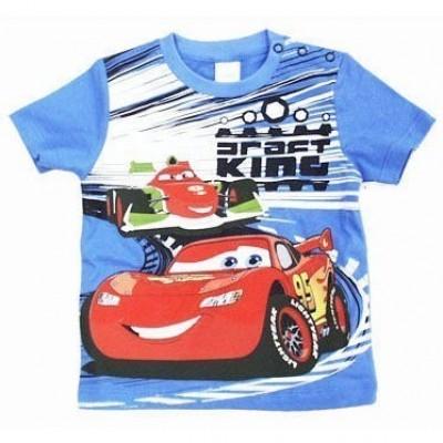 T-shirt Cars McQueen Disney bebe