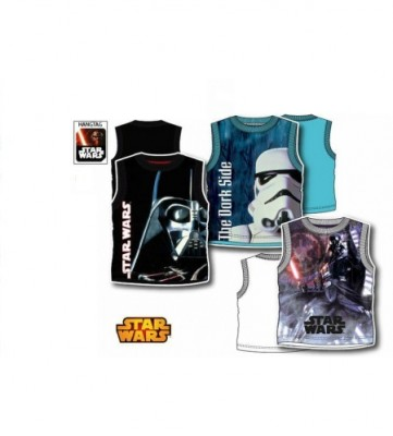 T-Shirt Cavas Star Wars
