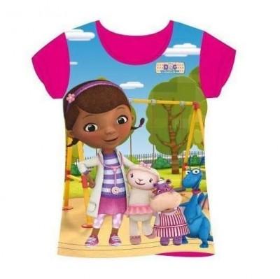 T-Shirt Disney Doutora Brinquedos Friends