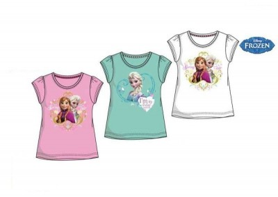 T-shirt Disney Frozen Spring