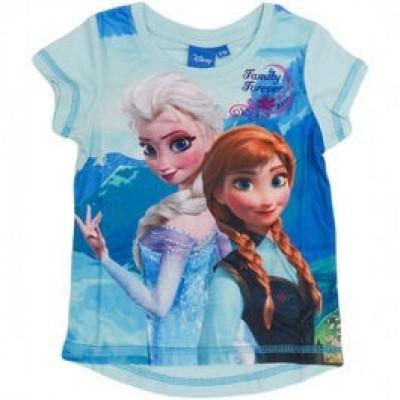 T-shirt frozen Disney Family Forever
