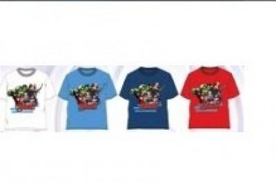 T Shirt Marvel Avengers sortida