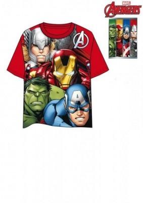T shirt Marvel Avengers Vermelha