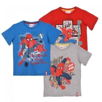 T-Shirt Marvel Spiderman sortido