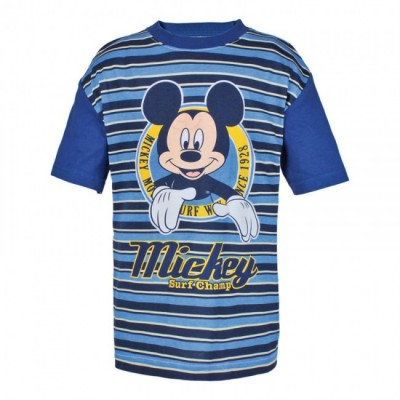 T-Shirt Mickey Champ