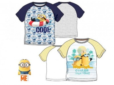 T-Shirt Minions 4 Und