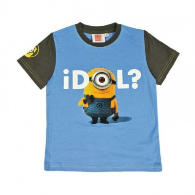 T-Shirt Minions Idol