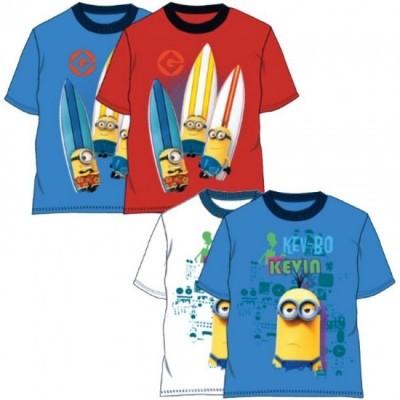 T-Shirt Minions sortido