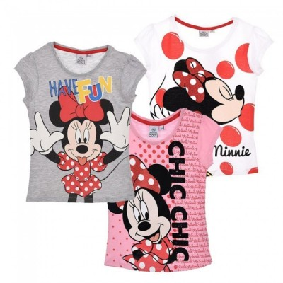 T-Shirt Minnie Disney Sortido