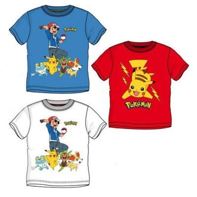 T-Shirt Pokemon sortida