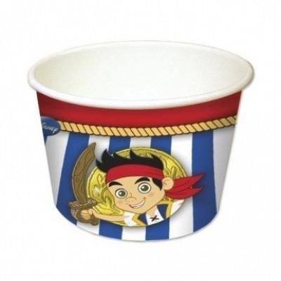 Taças Sobremesa Pirata Jake - 8 und