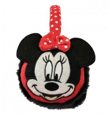 Tapa Orelhas Disney Minnie vermelho