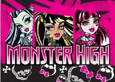 Tapete Monster High